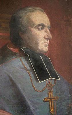 Monseñor Laurence Petit Couvent Lourdes