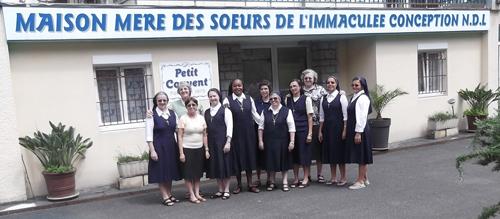 Sœurs de l'Immaculée Conception de Nôtre Dame de Lourdes