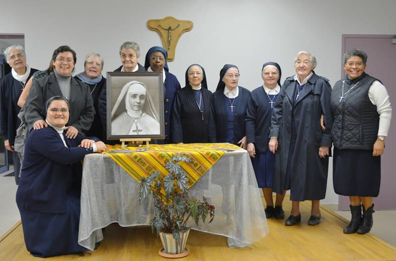 Las hermanas de la Inmaculada Concepción de Nuestra Señora de Lourdes
